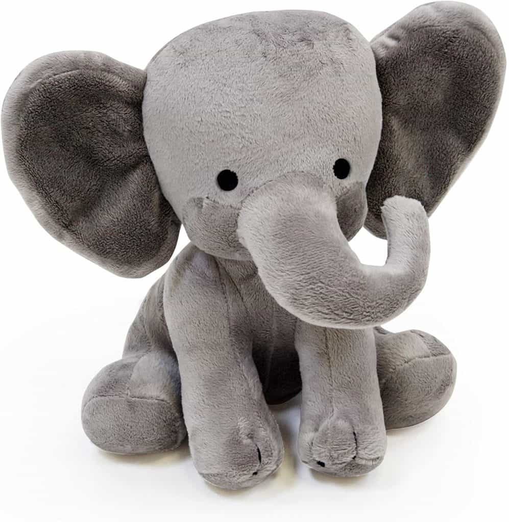 Bedtime Originals Choo Choo Express Plush Elephant