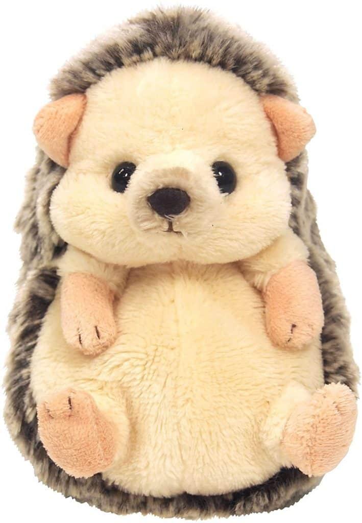 Fluffy's Stuffed Hedgehog