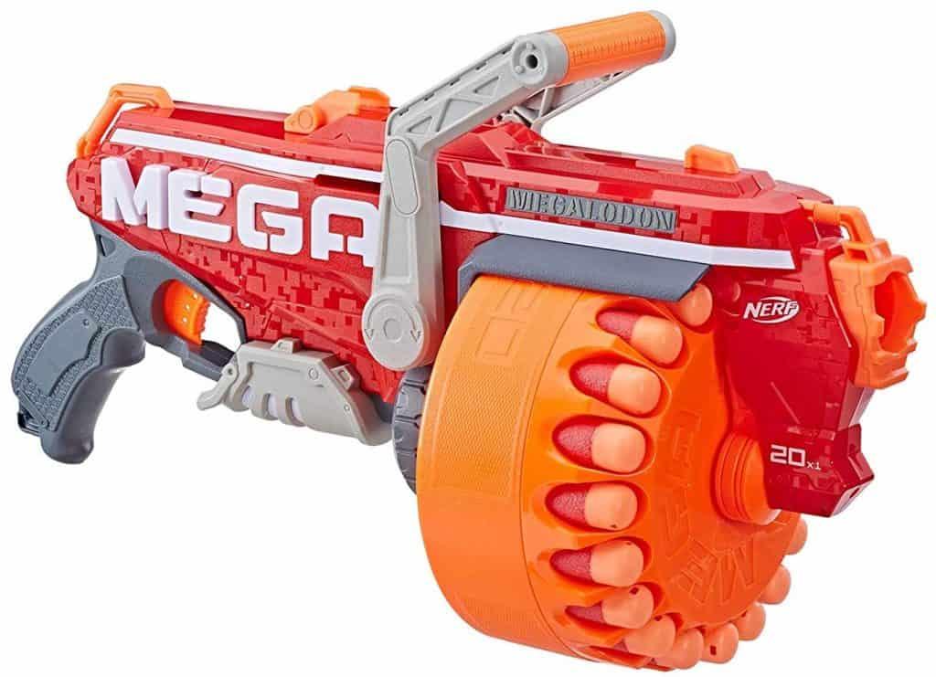 Megalodon Nerf N-Strike Mega Toy Blaster