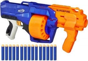 Best Nerf gun for slightly older kids: Nerf N-Strike Elite SurgeFire