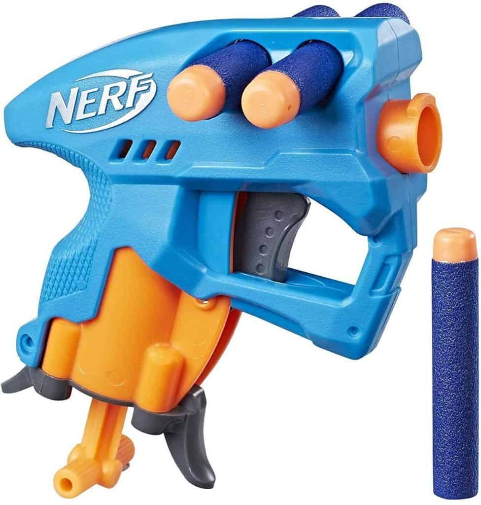 Best Nerf gun for young kids: Nerf N-Strike NanoFire