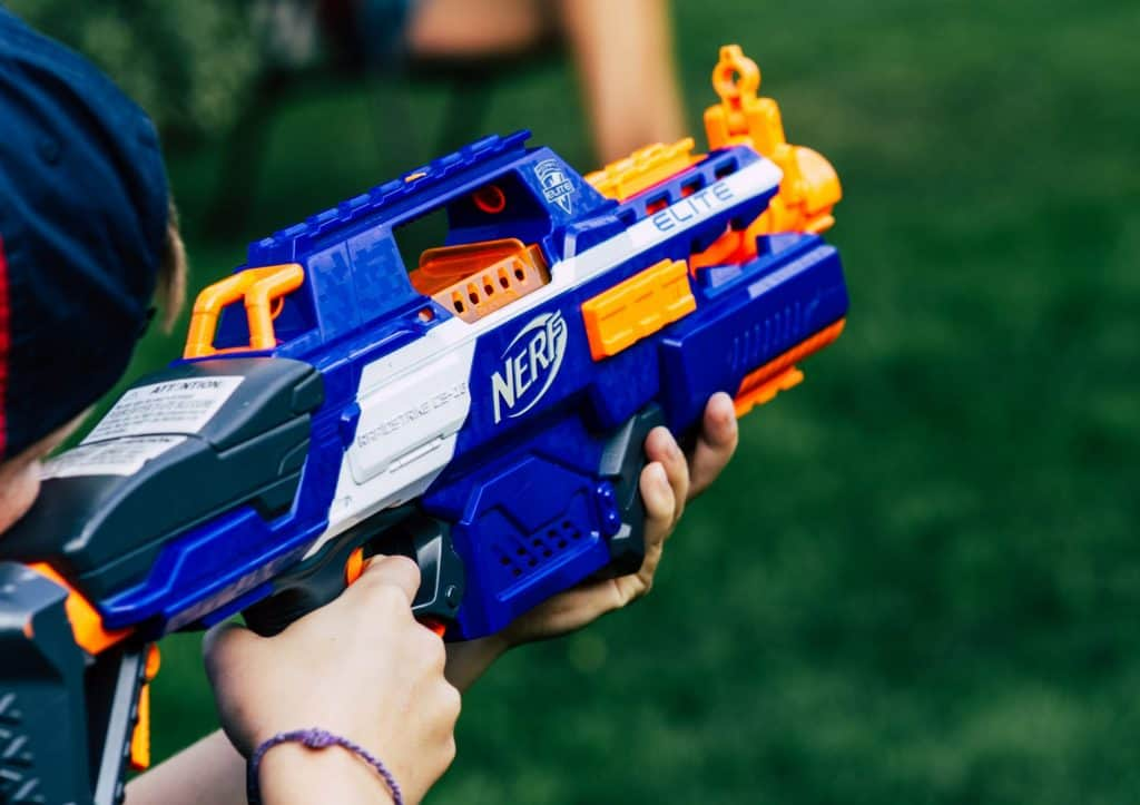 The best Nerf guns to supersize your family fun!