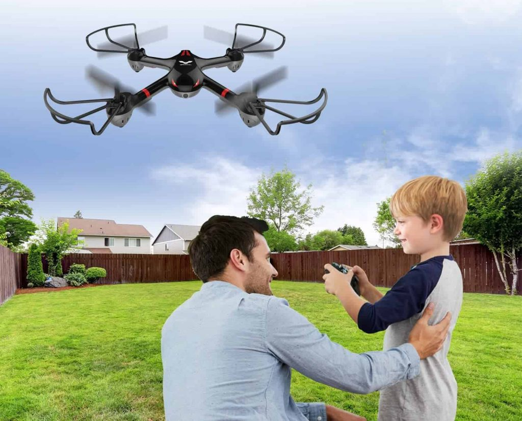 DROCON Drone for Beginners