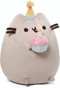 GUND Pusheen Snackables Birthday Cupcake Plush