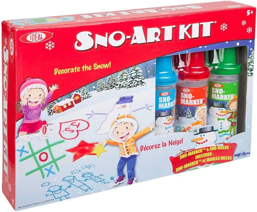 Ideal Sno Art Kit