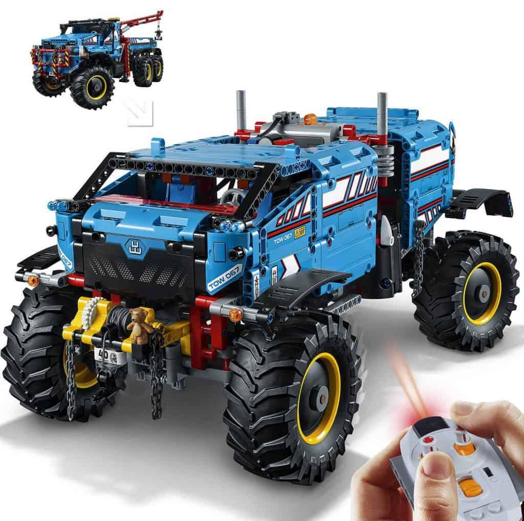 LEGO Technic 42070 Research Explorer Vehicle