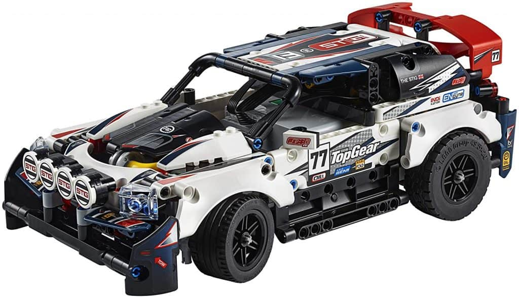 LEGO Technic App-Controlled Top Gear Rally Car
