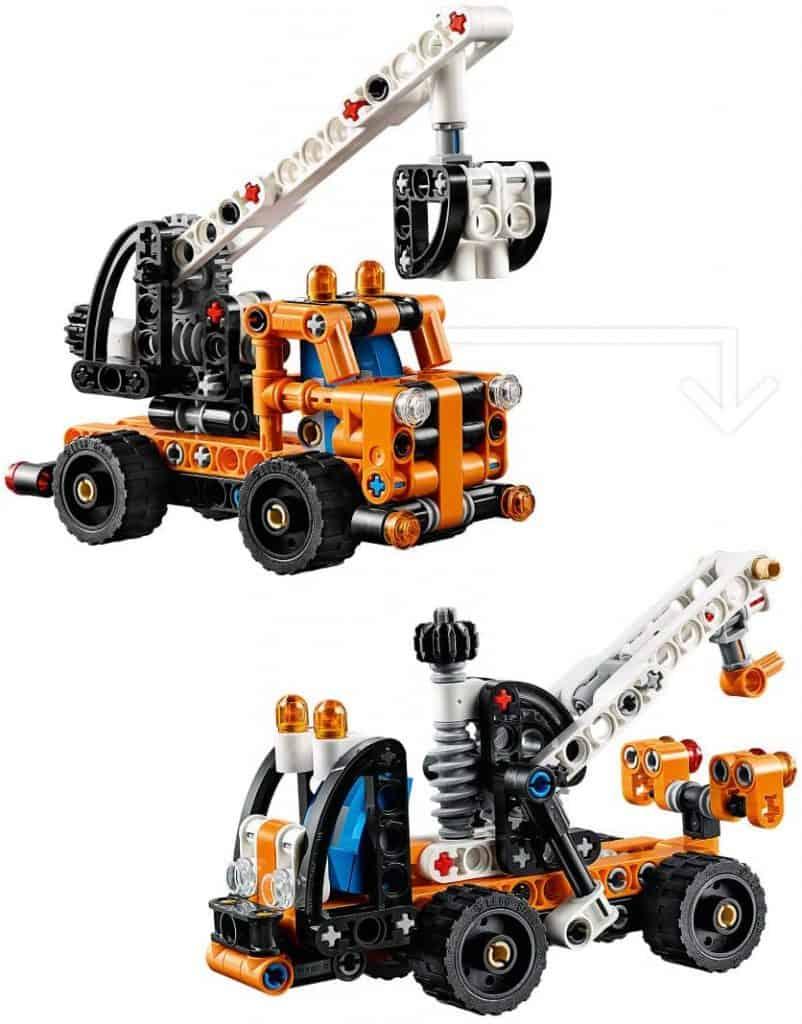 LEGO Technic Cherry Picker 42088 Building Kit