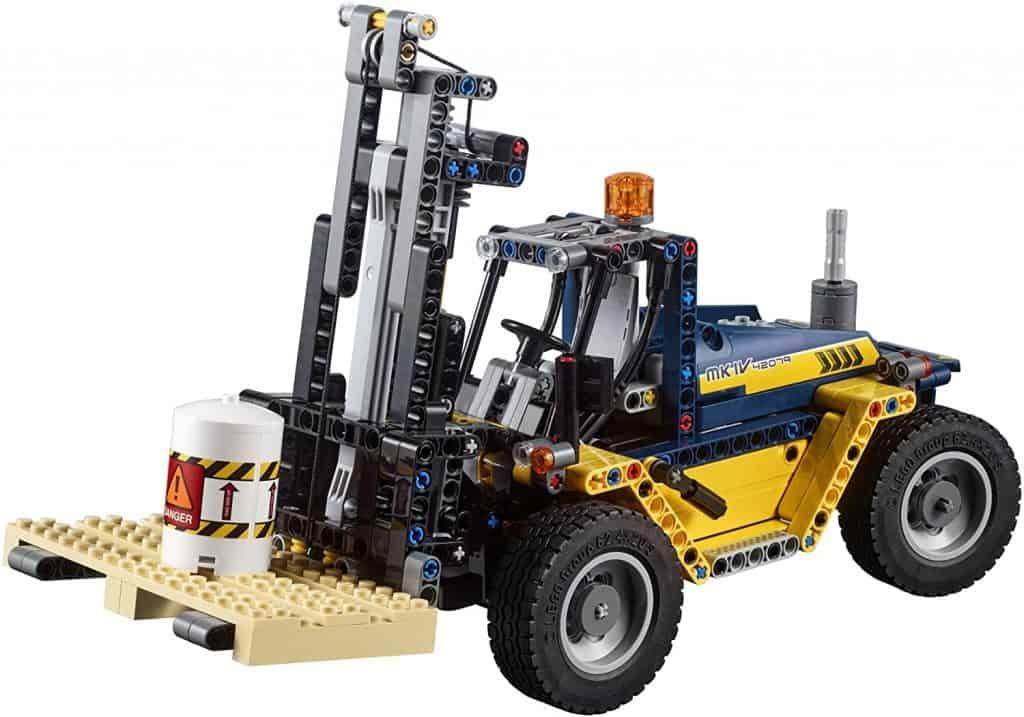 LEGO Technic Heavy Duty Forklift 42079 Building Kit
