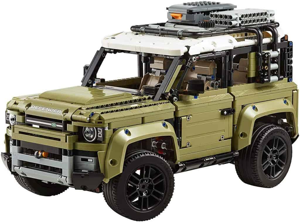 LEGO Technic Land Rover Defender 42110 Building Kit