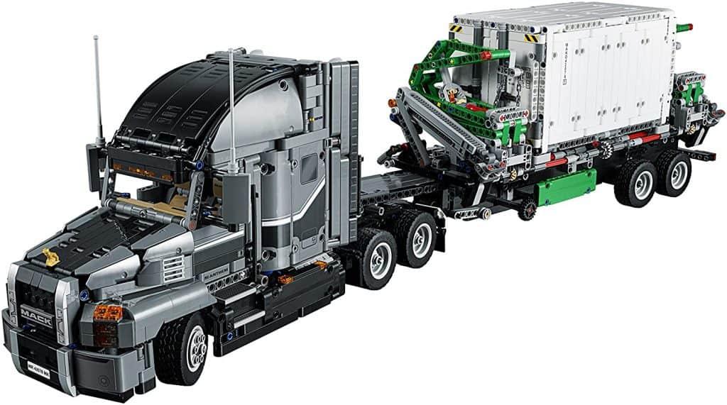LEGO Technic Mack Anthem 42078 Semi Truck