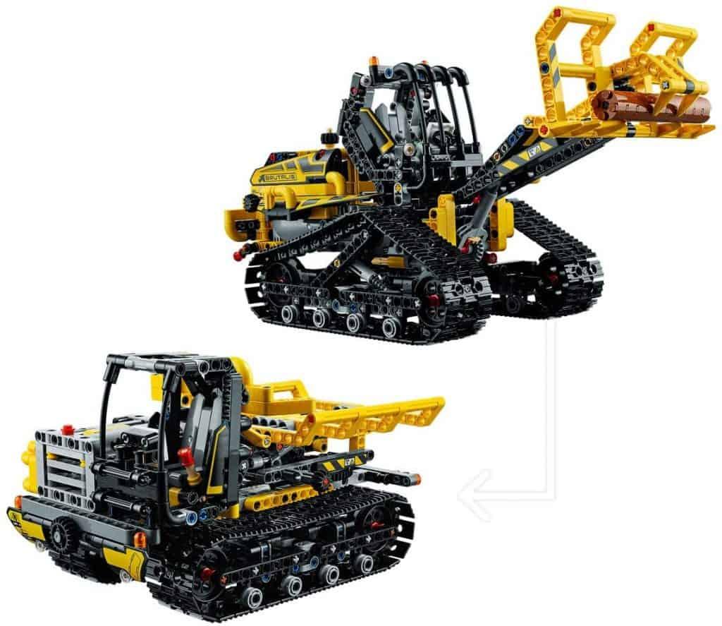 LEGO Technic Tracked Loader 42094 Building Kit