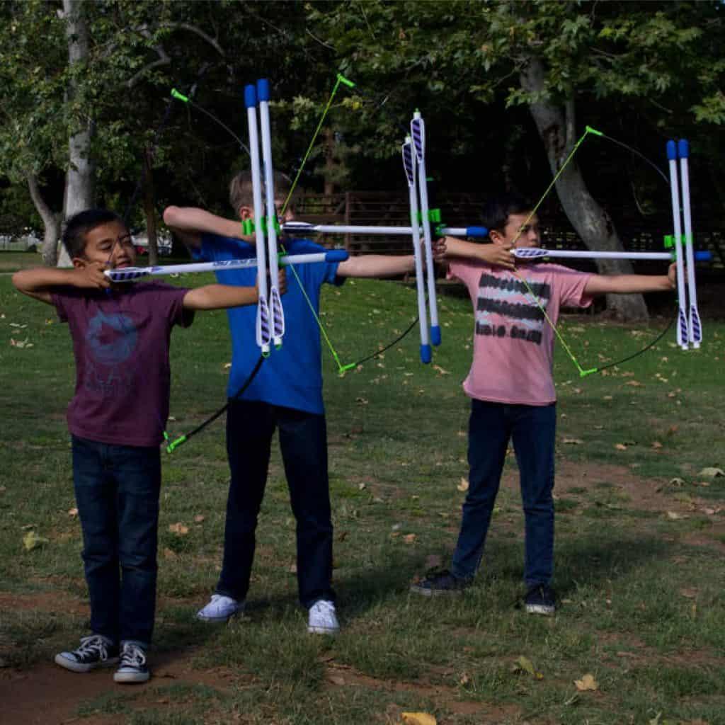 Marky Sparky Faux Bow Pro Archery Set