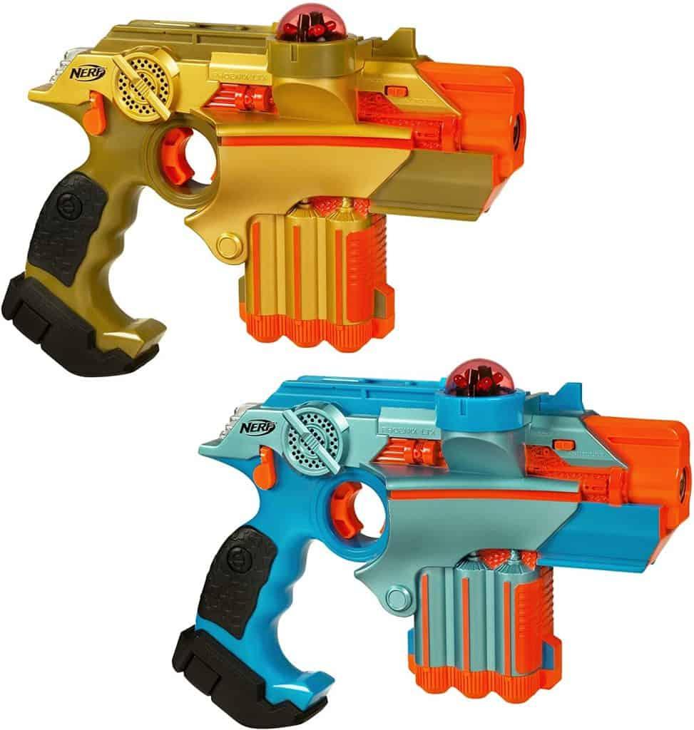 Best laser tag guns for adults: Nerf Lazer Tag Phoenix LTX Tagger