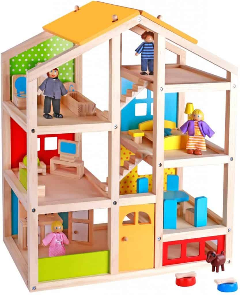 Pidoko Kids Skylar Dollhouse