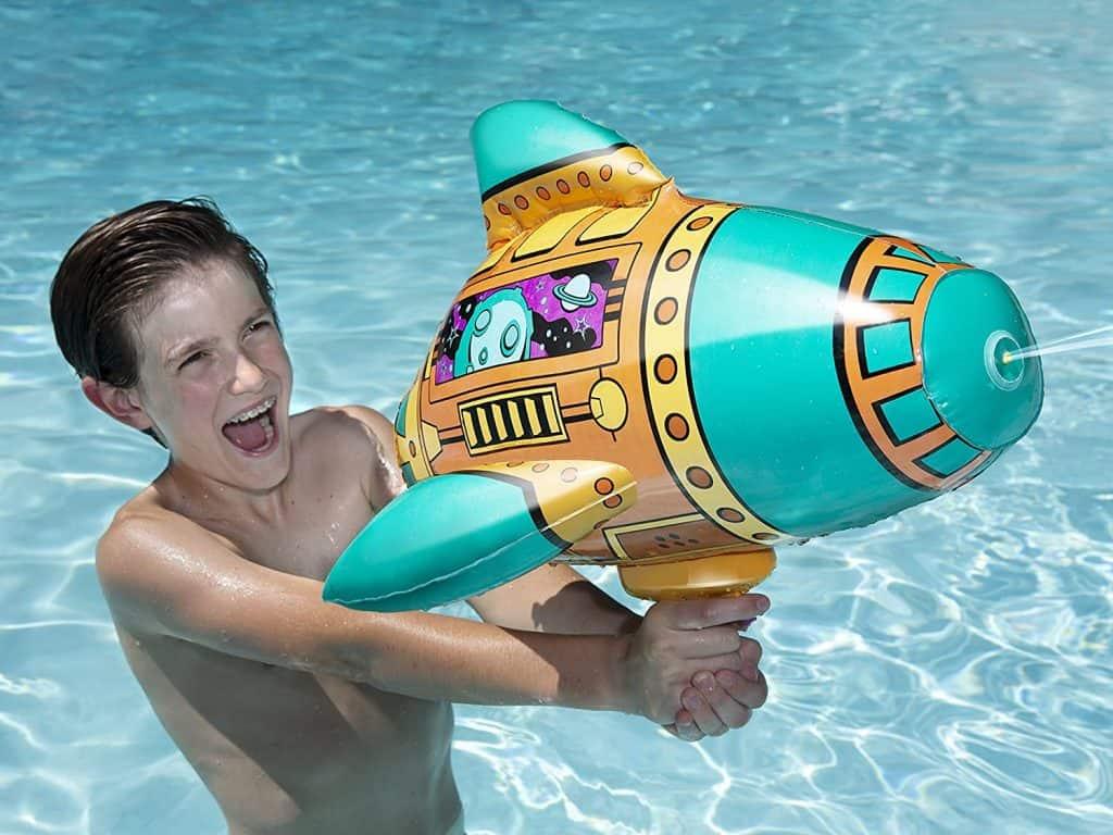 SwimWays Blow Up Blaster