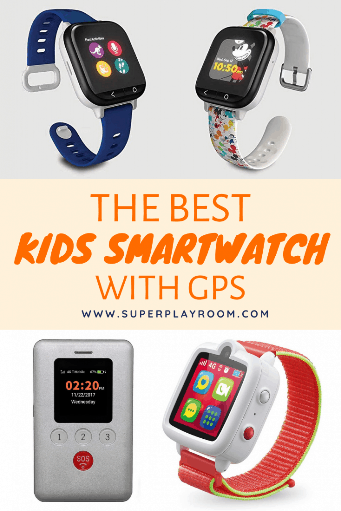 The Best Kids Smartwatch with GPS