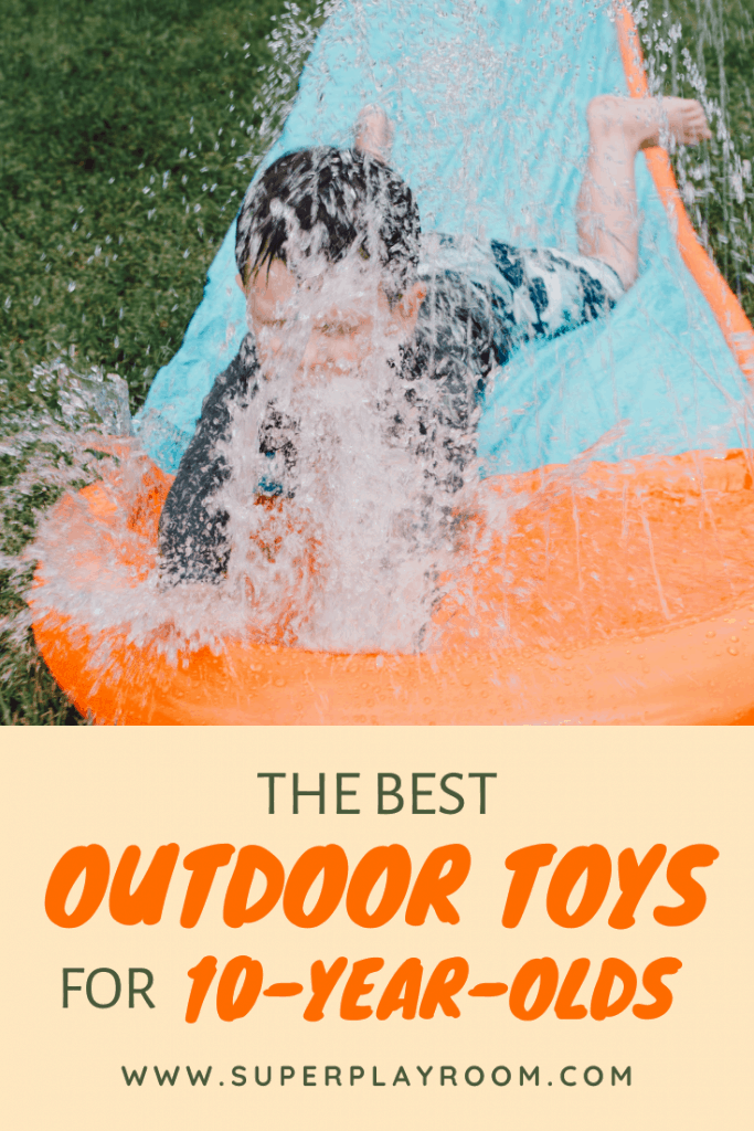 The Best Outdoor Toys for 10-Year-Olds