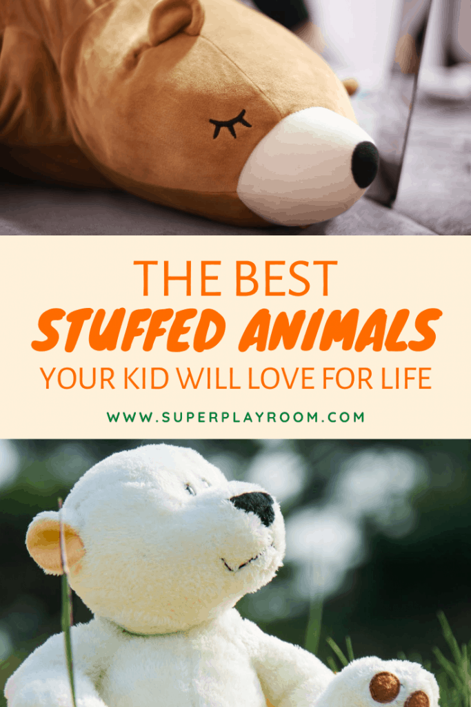 The Best Stuffed Animals to Accompany Your Child for Life