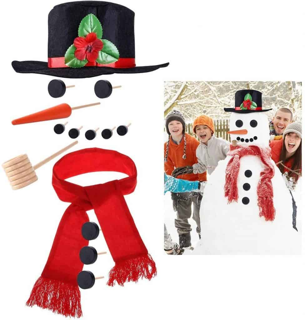 iBaseToy Snowman Kit