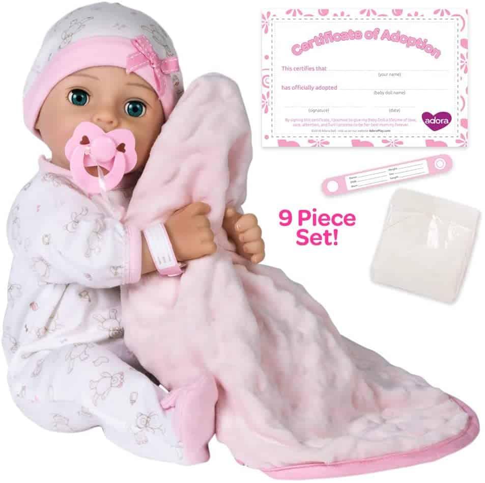 Adora Adoption Baby Hope