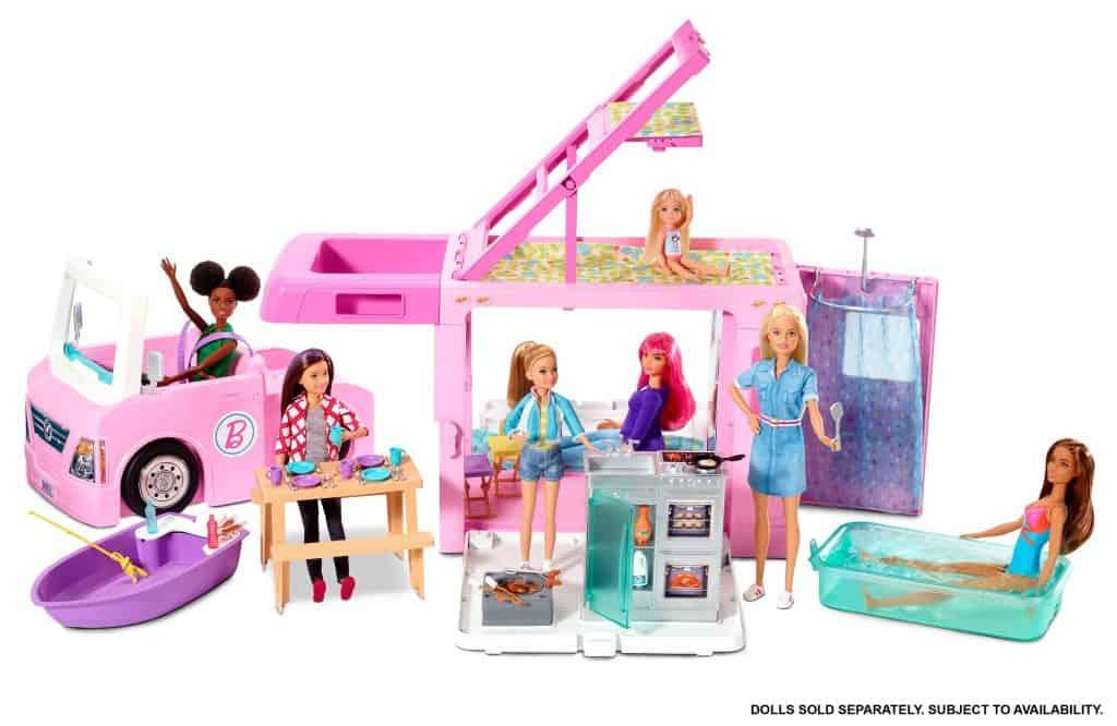 Barbie 3-in-1 DreamCamper Vehicle