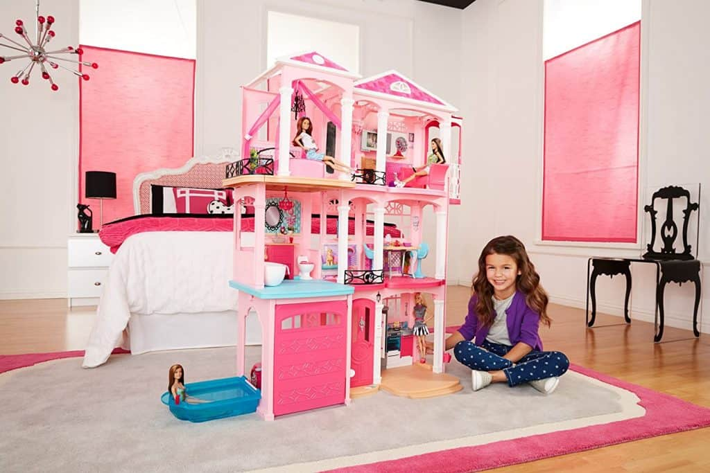 Best Barbie house: Barbie Dreamhouse
