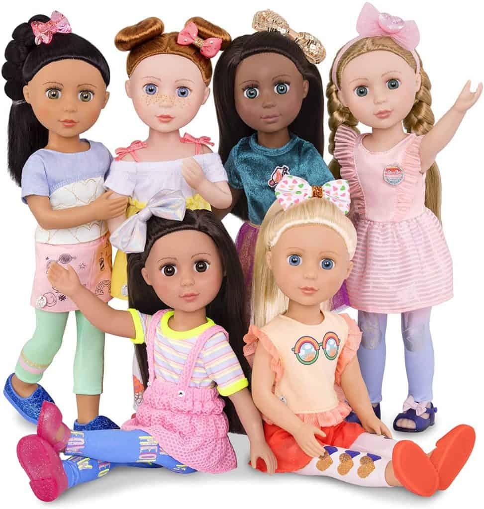 Best dolls for 4-year-olds: Glitter Girls Dolls by Battat