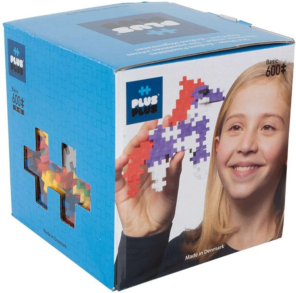 PLUS PLUS - Open Play Set