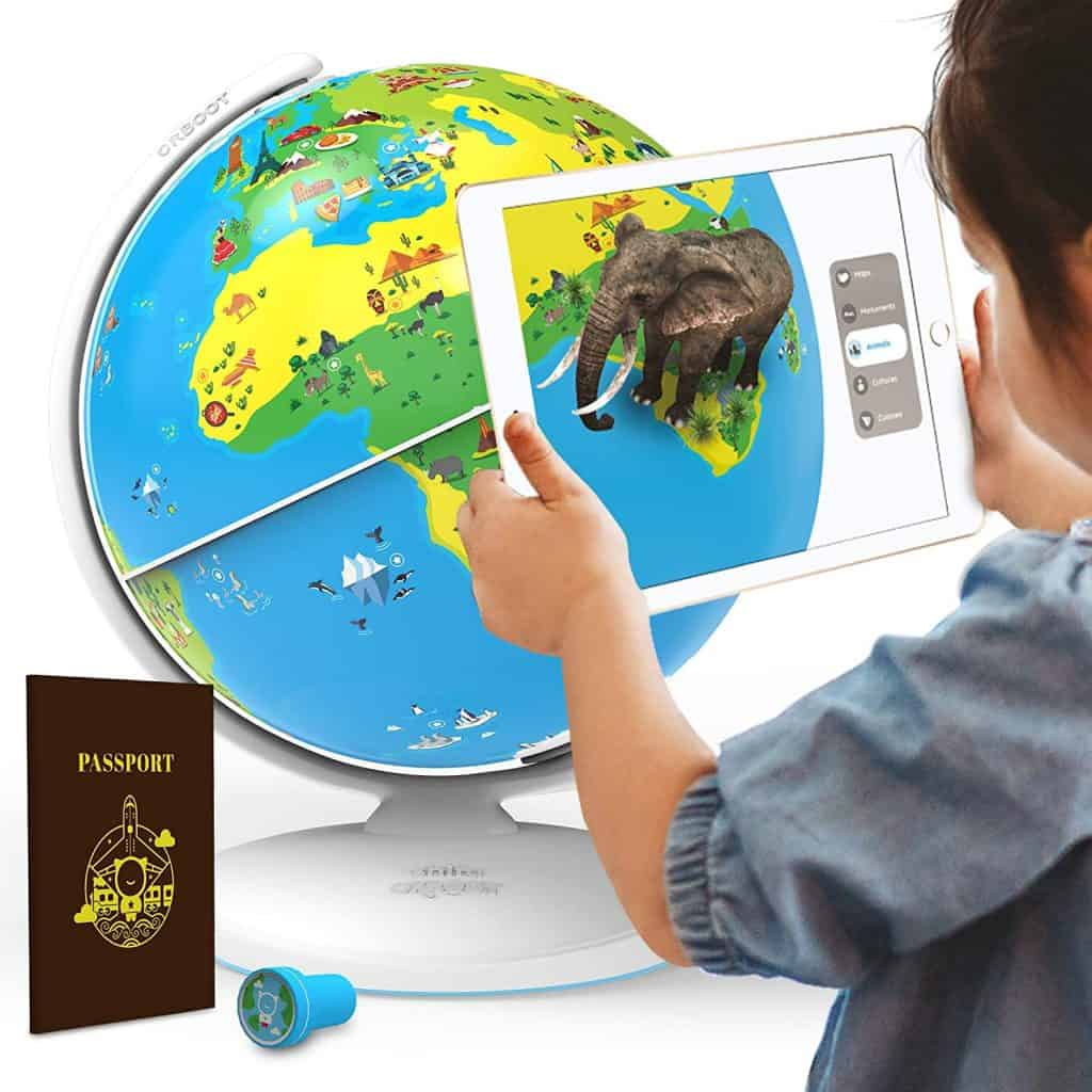 Shifu Orboot (App Based) Augmented Reality Interactive Globe