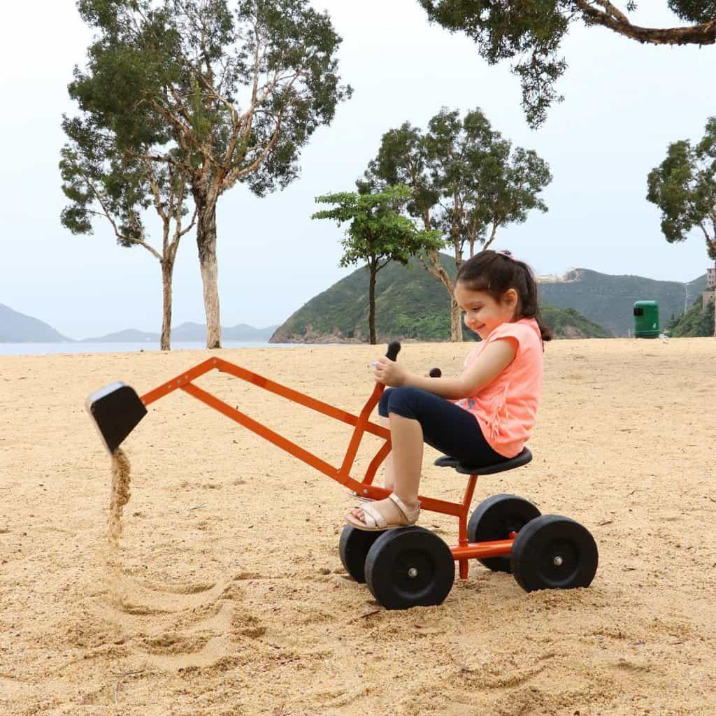 Albott Ride On Sand Digger