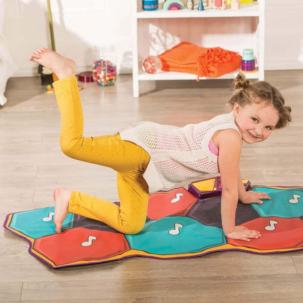 B. toys by Battat Floor Piano Mat