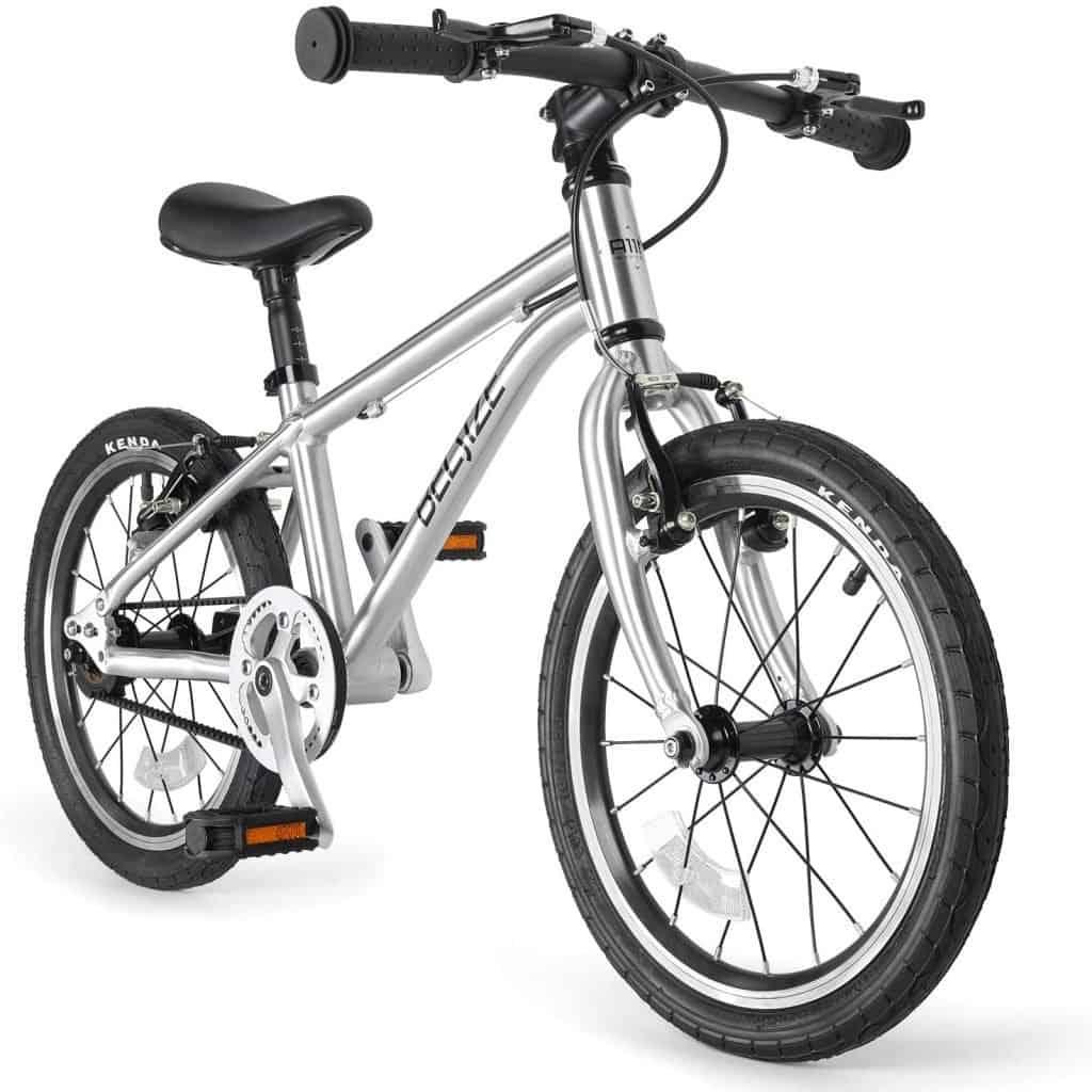 BELSIZE 16-Inch Luxury Belt Drive Kid's Bike