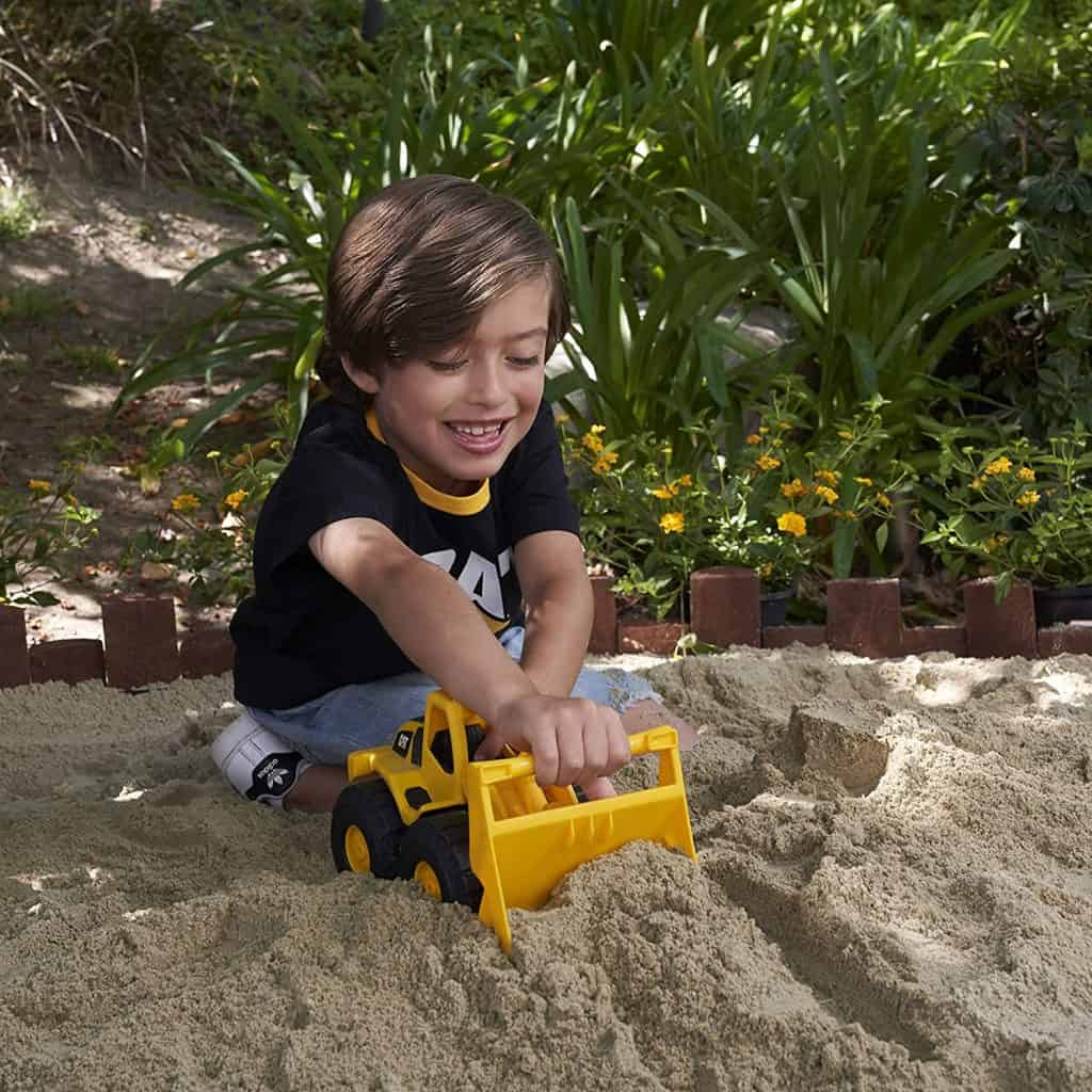 CatToysOfficial Wheel Loader Toy Construction Vehicle