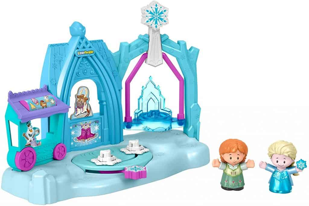 Fisher-Price Disney Frozen Arendelle Winter Wonderland by Little People