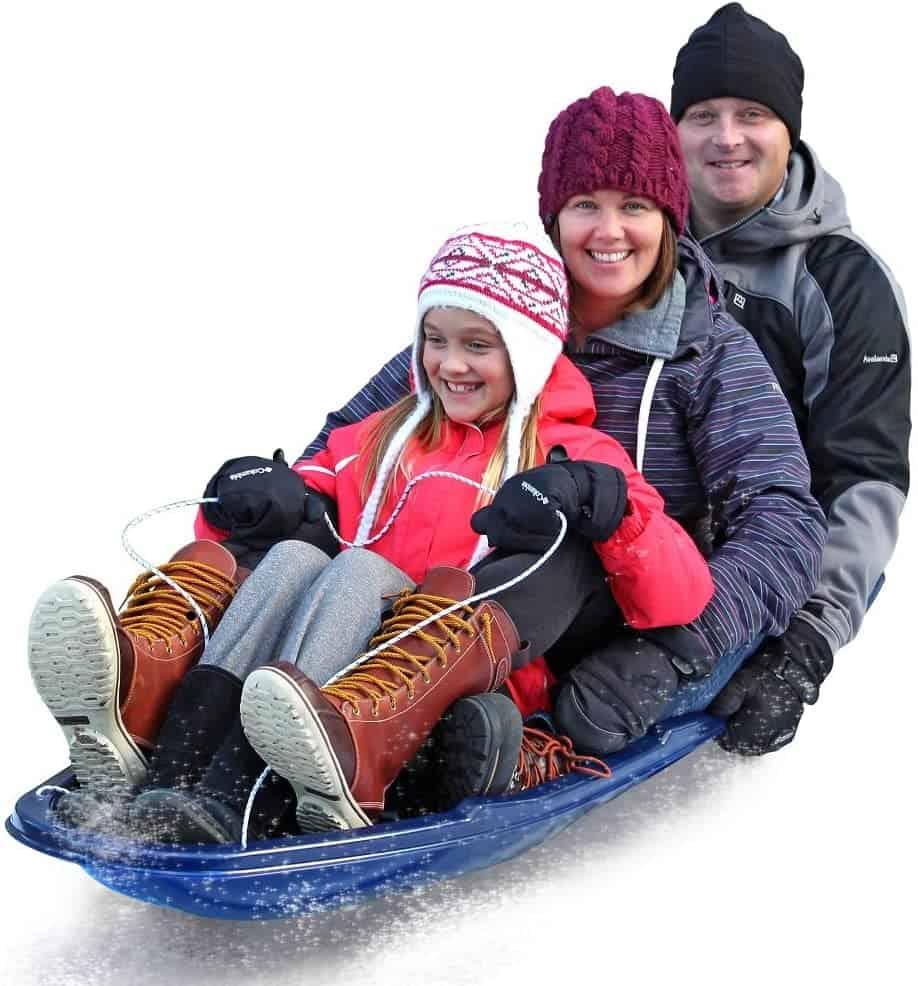 Flexible Flyer Winter Trek Large Pull Sled