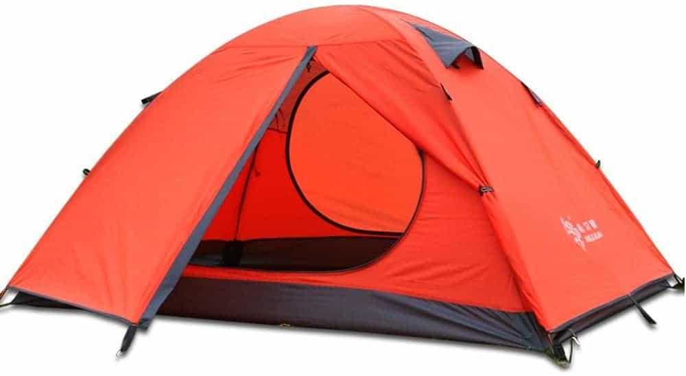 Hillman 3-4 Season Lightweight Backpacking Tent