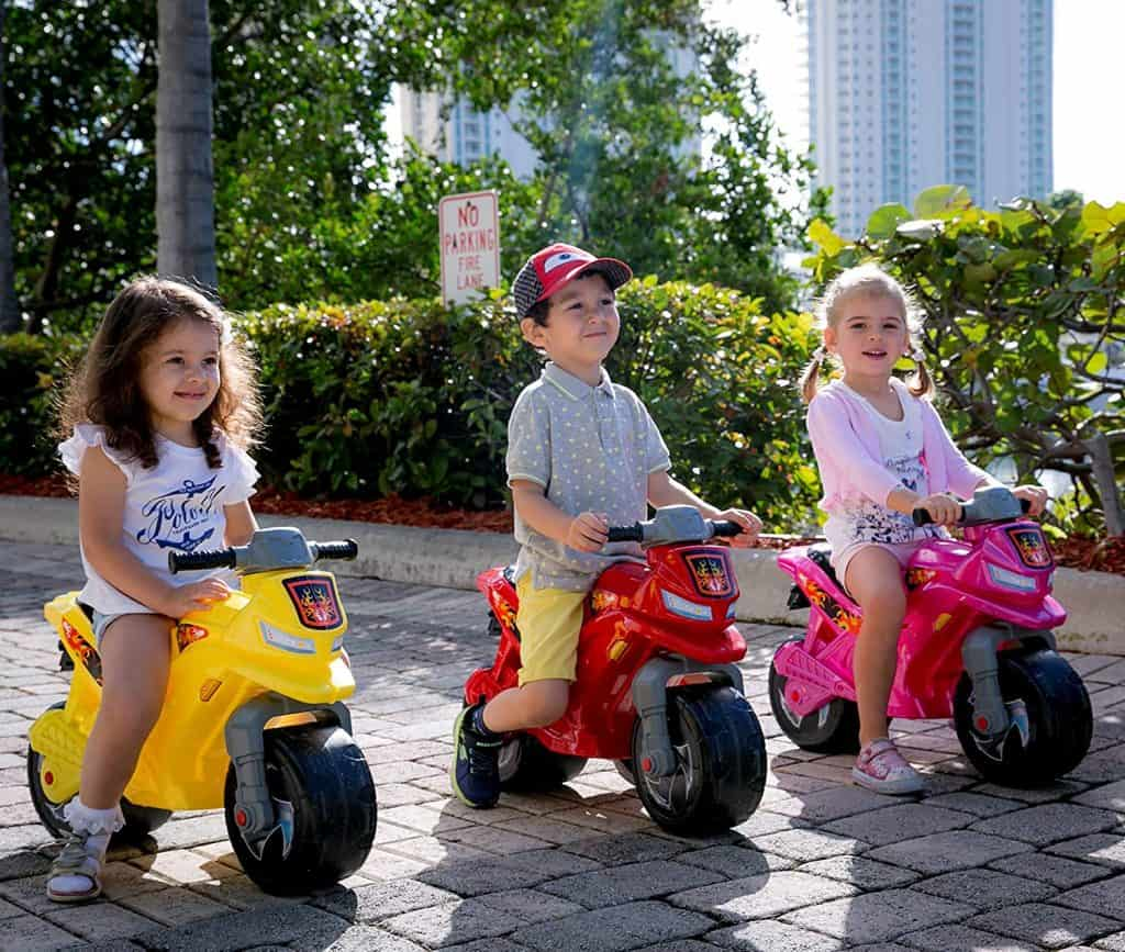 KIDZEÜG Push Bike Balance Ride-on