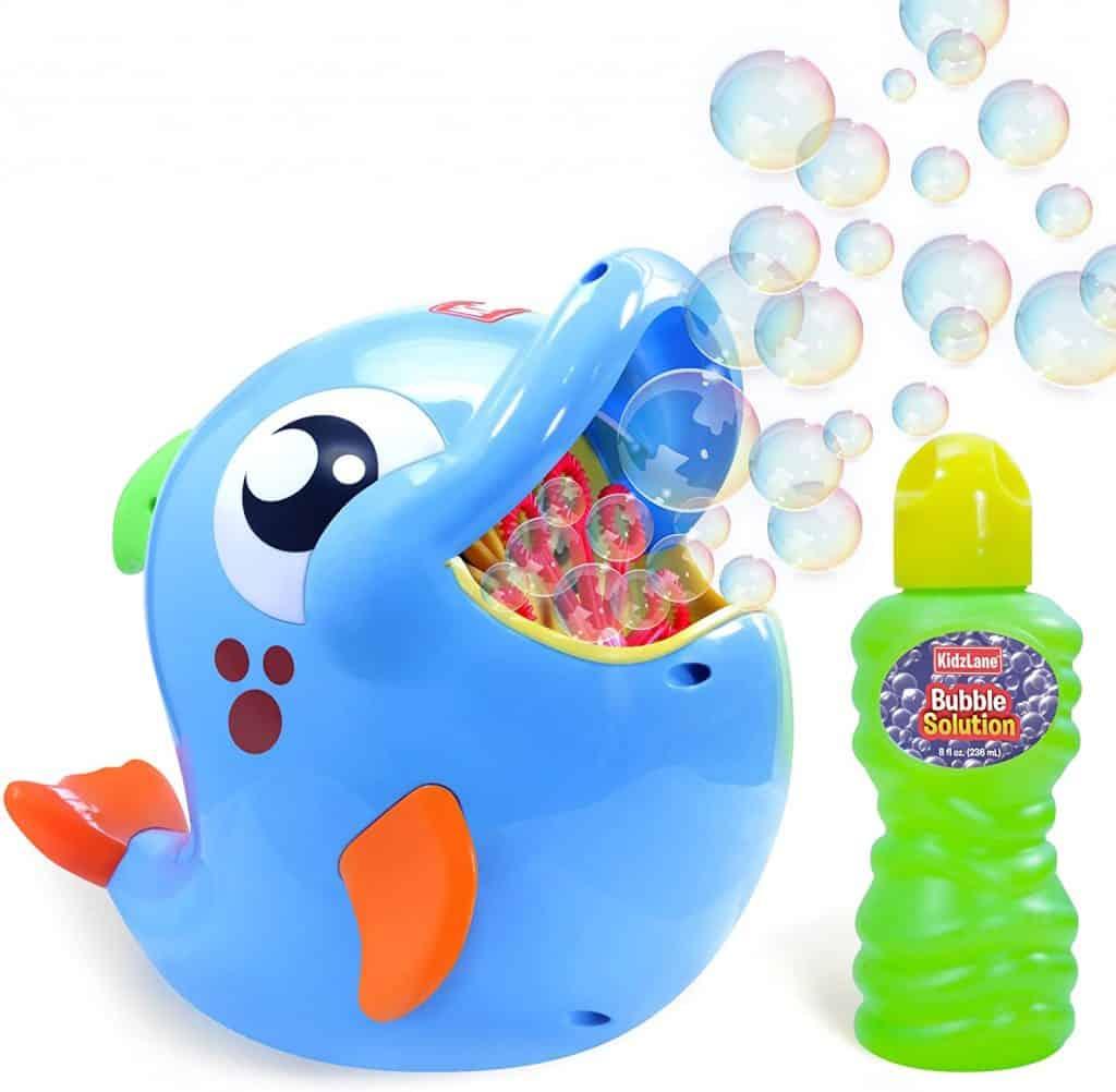 Best Bubble Machine: Kidzlane Bubble Machine
