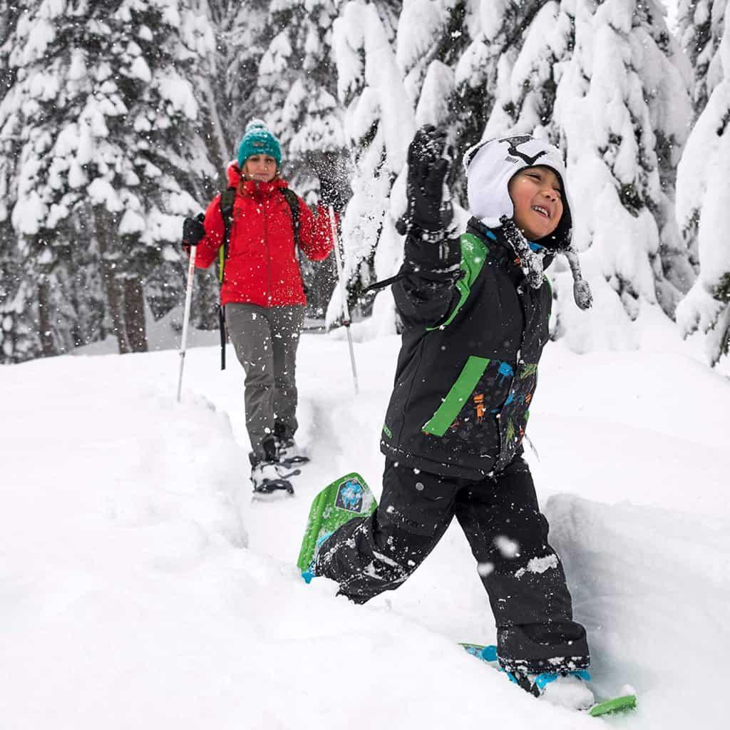 MSR Tyker Kids' Snowshoes