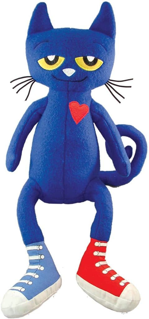 MerryMakers Pete the Cat Plush Doll