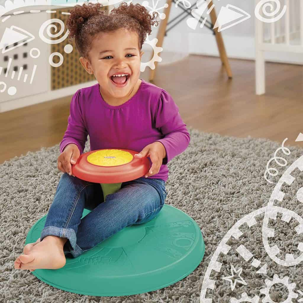 Playskool Sit 'n Spin Classic Spinning Activity Toy
