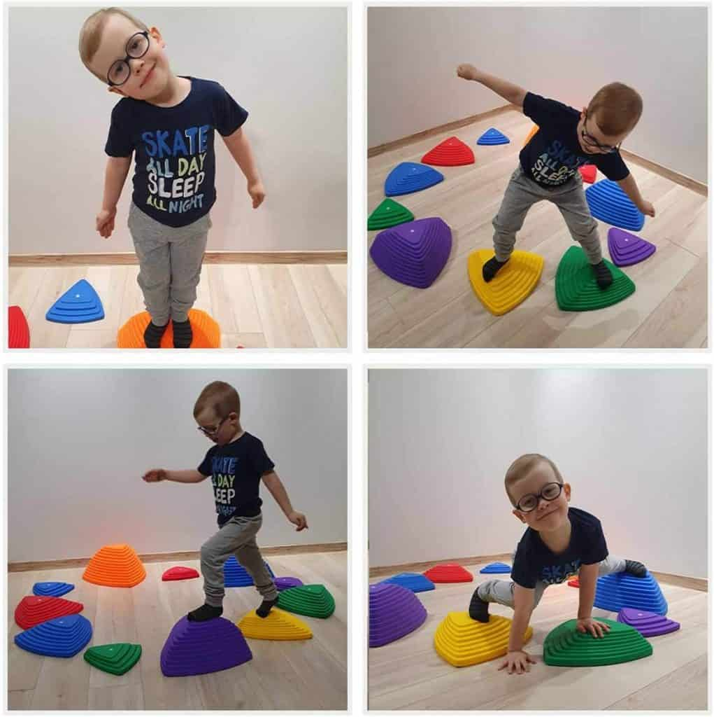 Shape28 Stepping Stones for Kids
