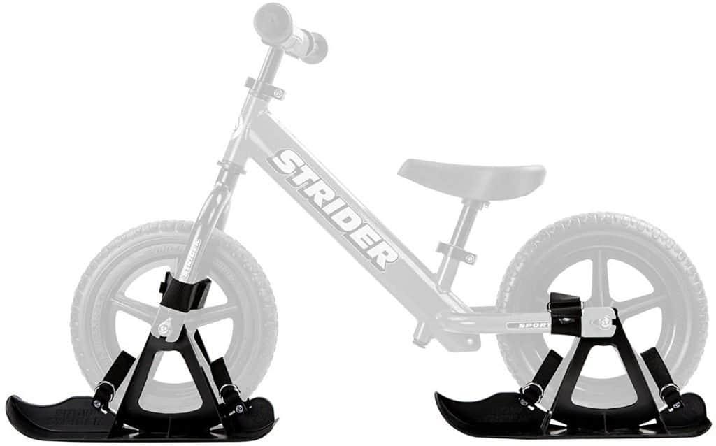 Strider Snow Ski Set for Balance Bikes