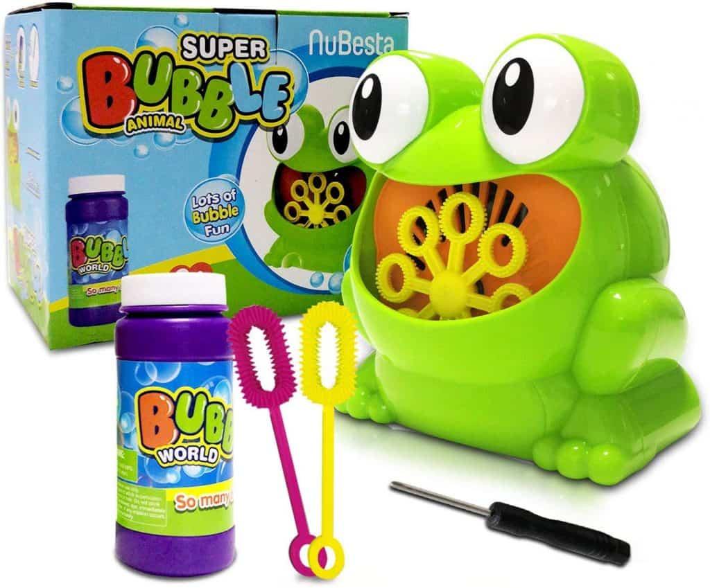 ToyerBee Bubble Machine