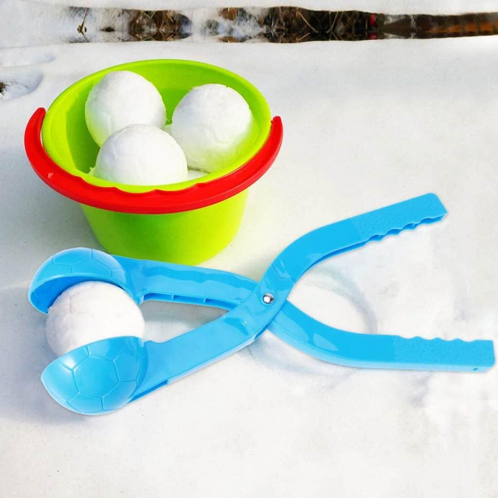 Toyvian Snowball Maker