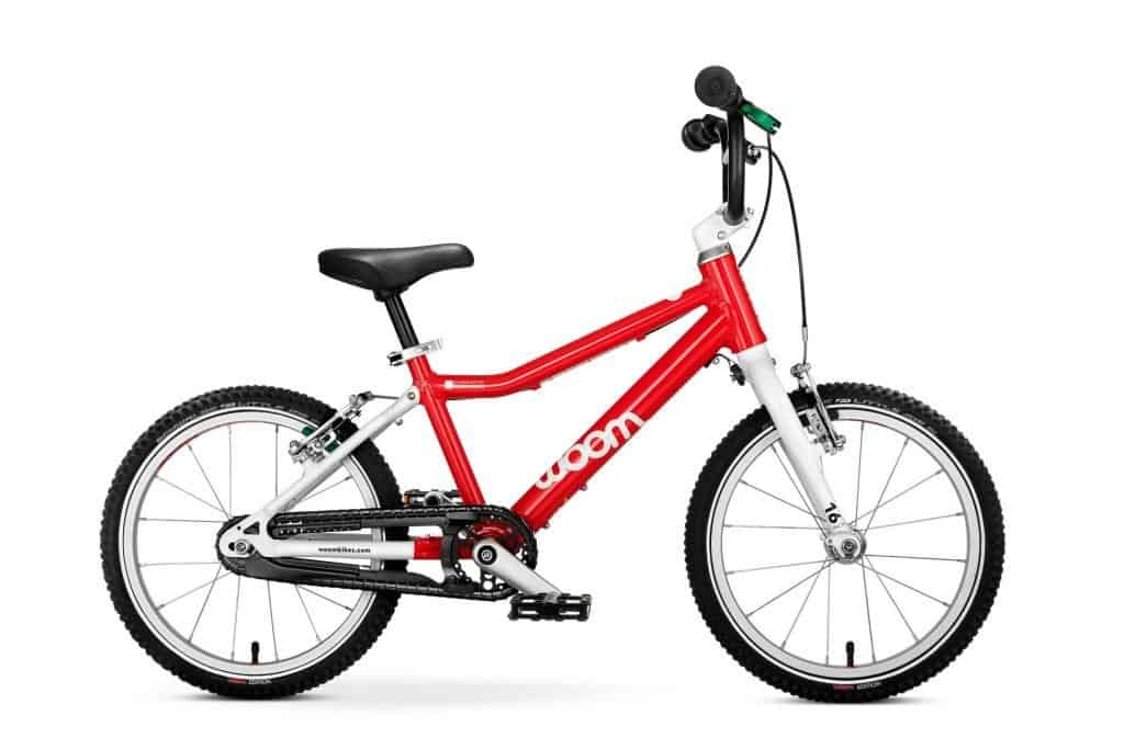 The Best Bikes for 4-Year-Olds: Woom 3