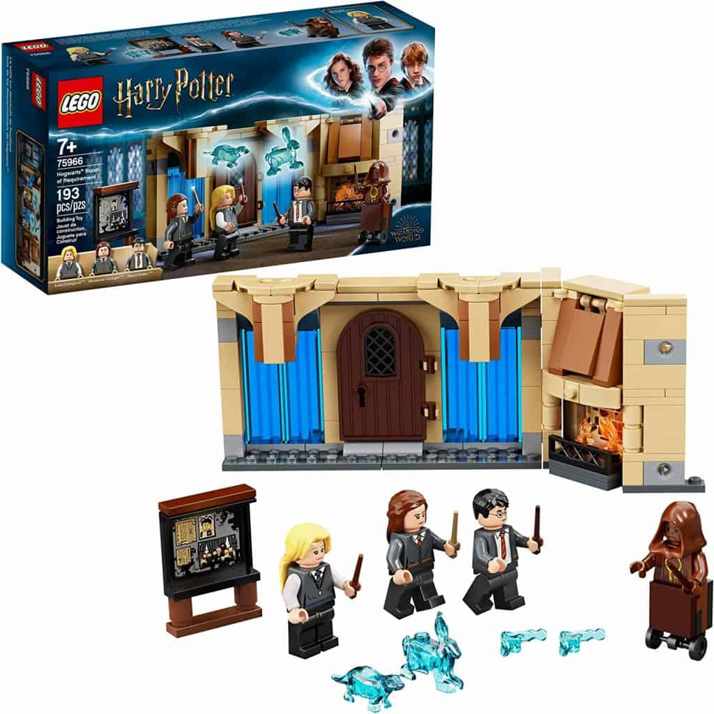 LEGO Harry Potter Hogwarts Room of Requirement 75966 Dumbledore's Army Gift Idea