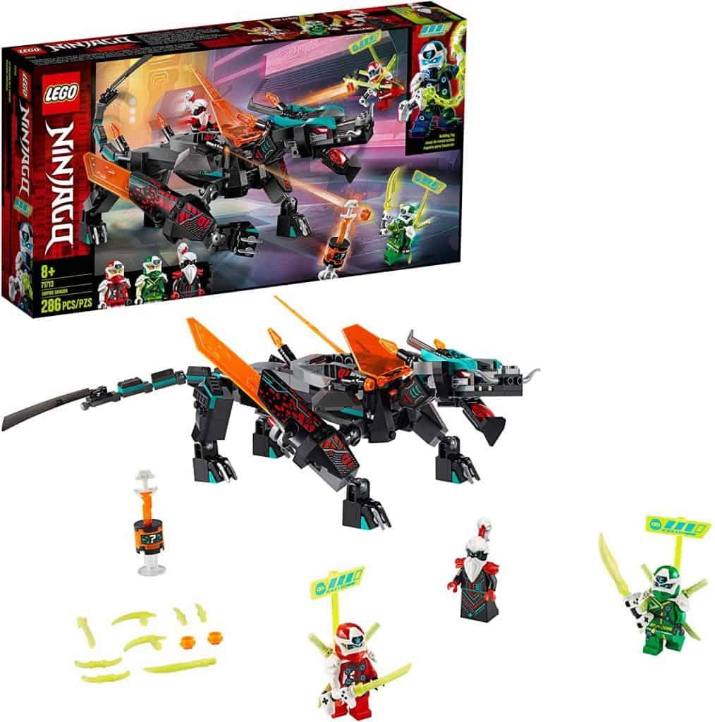 LEGO NINJAGO Empire Dragon 71713 Ninja Toy Building Kit
