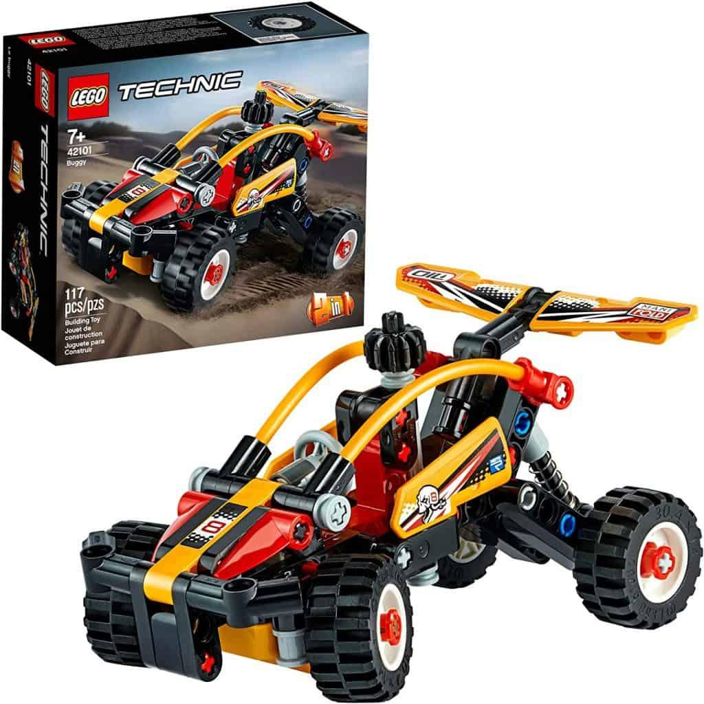 LEGO Technic Buggy 42101 Dune Buggy Toy Building Kit